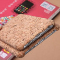Cork cover for iPhone 6 6S
