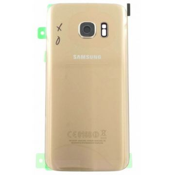 Samsung S7 Original Gold Replacement Achterkant Cover