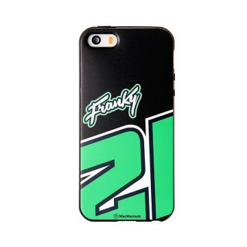 Franco Morbidelli Hard Case iPhone 5 5S hoesje