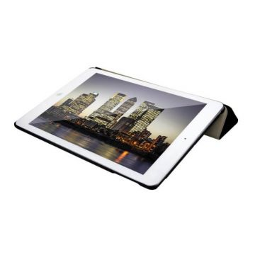 Polyurethane Integral Smart Case Black iPad 2 3 4