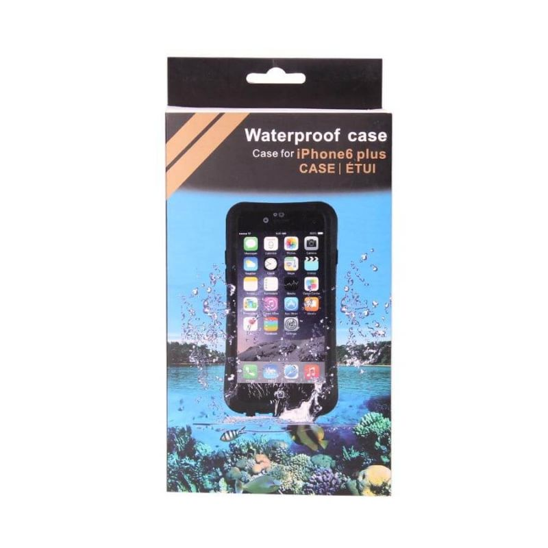 Waterproof Protective Cover Case iPhone 6Plus 6S Plus