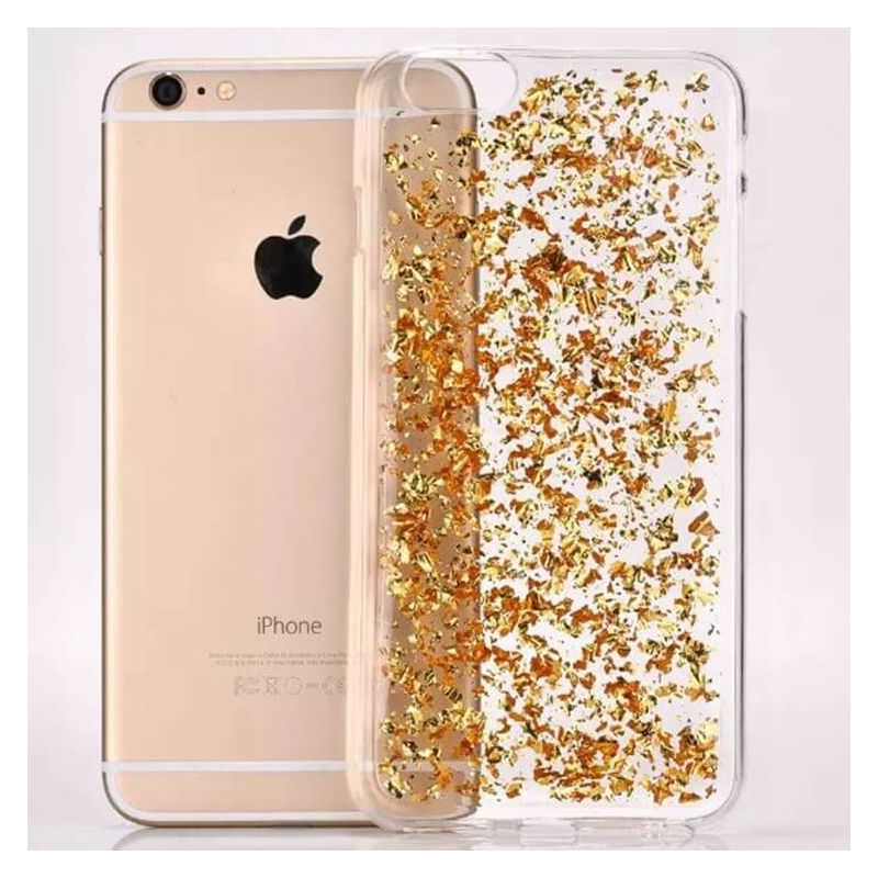 coque paillette iphone 6