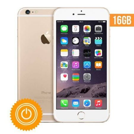 iPhone 6 - 16 Go Gold refurbished - Grade B