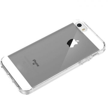 360° Clear Supple Case iPhone 5/5S/SE