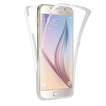 Coque souple 360° transparente Samsung Galaxy S7