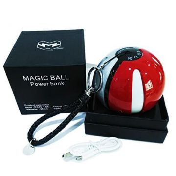 Pokeball Power bank 6000 Mah