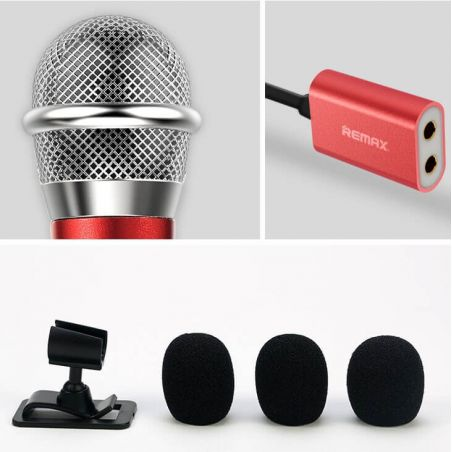 Remax Singsong Mini Microphone