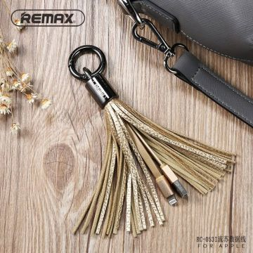 Porte-clé Câble Lightning Remax