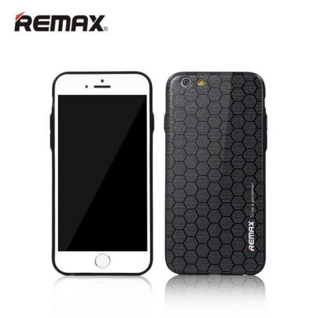 Coque Remax Gentleman Carbone Ruche iPhone 6/6S