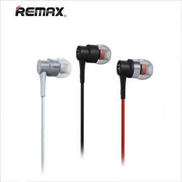 Ecouteurs intra-auriculaires 3.5mm Remax