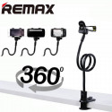 Remax smartphone support with clamp