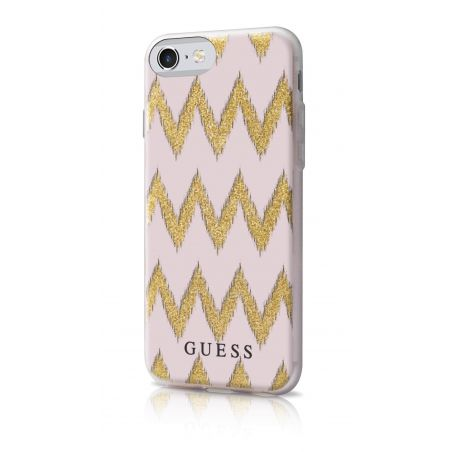 Guess Tribal Pink Case iPhone 7