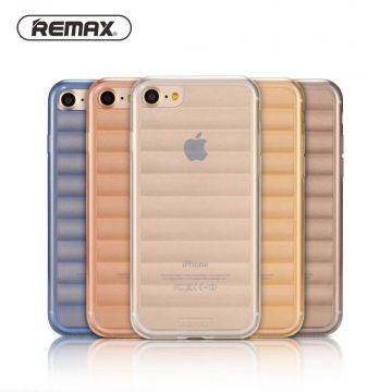 Coque iPhone 7 / iPhone 8 Remax Wave TPU