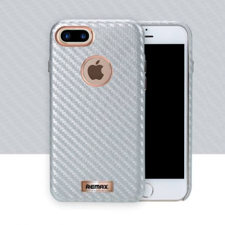 Coque Remax Carbone iPhone 7 Plus