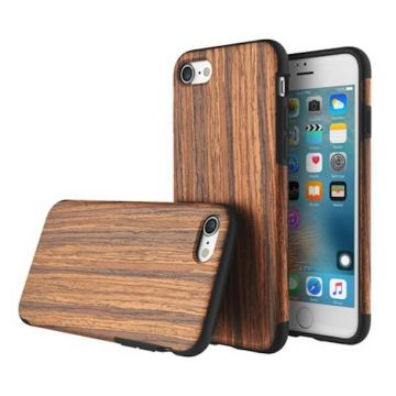 Coque Rock Origin Series Wood iPhone 7