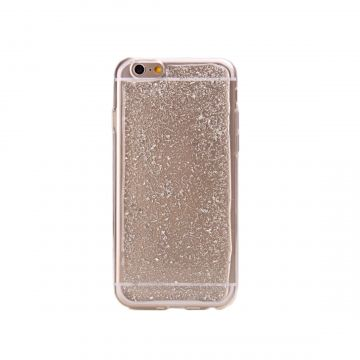 Silver Flakes iPhone 6/6S Case