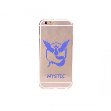 Pokemon Go Team Mystic Clear Case iPhone 6/6S
