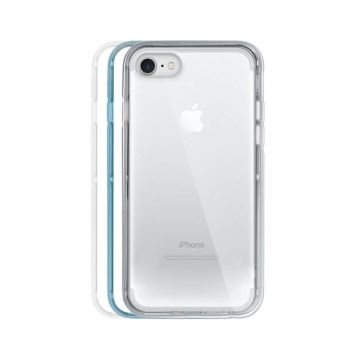 Crystal 3-in-1 Silver Bumper Case iPhone 7 / iPhone 8