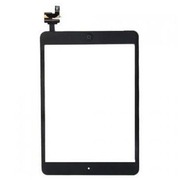 PREMIUM PACK - TOUCH SCREEN GLASS/DIGITIZER ASSEMBLED FOR IPAD MINI 1 and 2 BLACK