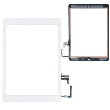 PREMIUM PACK - TOUCH SCREEN GLASS/DIGITIZER ASSEMBLED FOR IPAD AIR BLACK