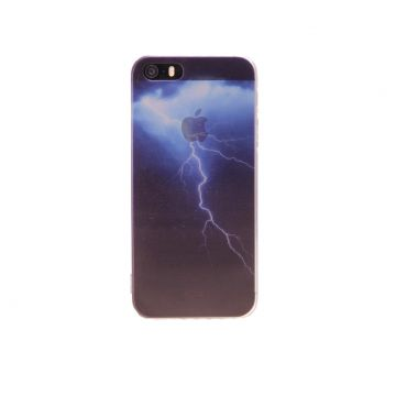 Supple Silicone Lightning Bolt iPhone 5/5S/SE Case