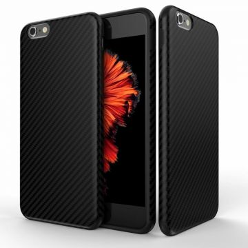 Coque en fibre de carbon ultra fine pour iPhone 7