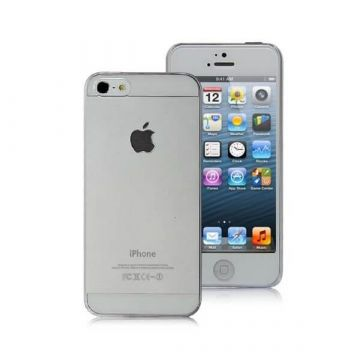 Coque Crystal Clear transparente iPhone 5/5S/SE