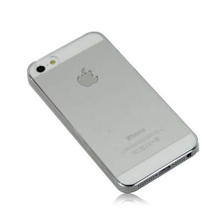 Coque Crystal Clear transparente iPhone 5