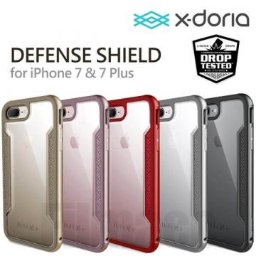 Case Defense Shield X-Doria iPhone 7 Plus