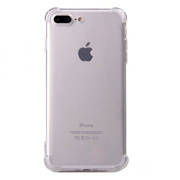 Coque anti-choc crystal clear iPhone 7 Plus / iPhone 8 Plus