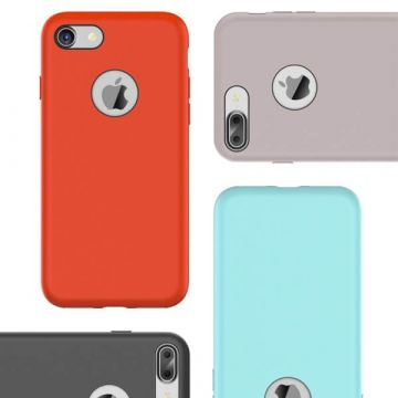 Silicone shell Touch series Rock iPhone 7 / iPhone 8