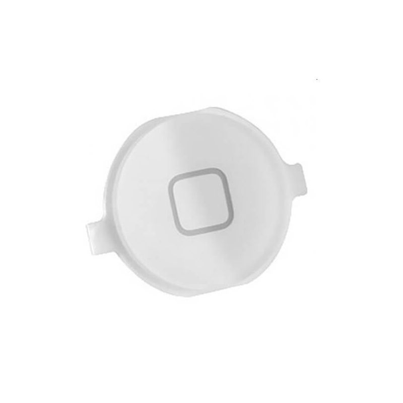 Bouton home pour iPhone 4 blanc