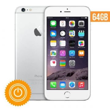 iPhone 6 Plus refurbished - 64 Go zilver Grade C