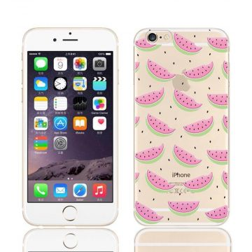 TPU Little Watermelon iPhone 6 6S Case