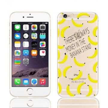 Coque TPU Bananes iPhone 7 / iPhone 8