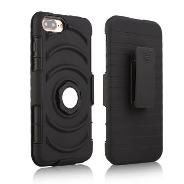 Coque de protection intégrale 2 en 1 iPhone 7 Plus