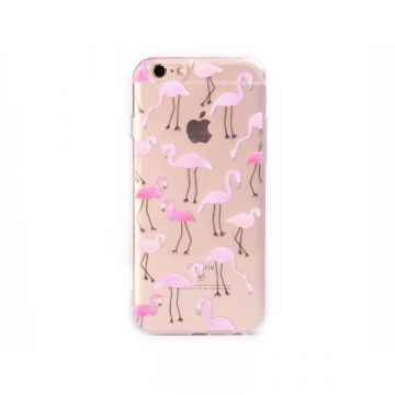 TPU Flamingo iPhone 7 Case