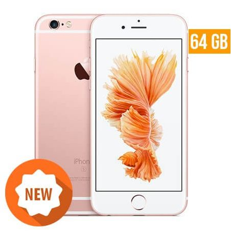 iPhone 6S - 64 Go rose gold - New