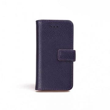Portfolio Stand Case dark purple iPhone 5 5S