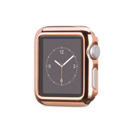 Coque Hoco Or Rose pour Apple Watch 42 mm (Serie 2)