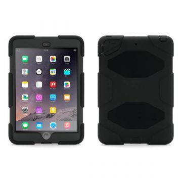 Coque indestructible noire iPad 2018 / 2017 / Air / Air 2 / Pro 9.7''
