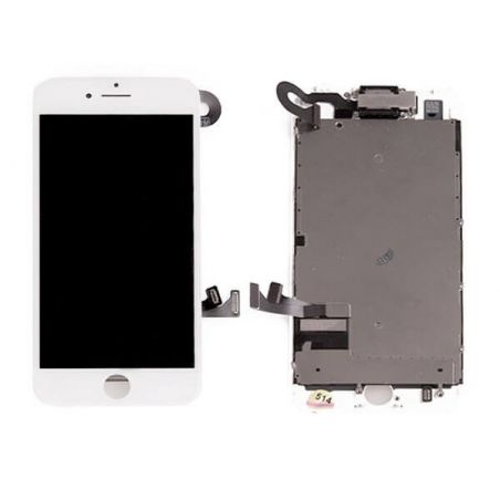 Complete touchscreen and LCD Retina screen for iPhone 7 white 1st quality