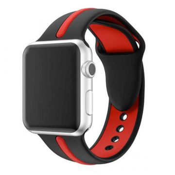 Silicone strap Sport Band Apple Watch 42mm Black
