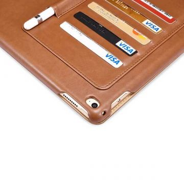 Etui Business en cuir multi-cartes Icarer