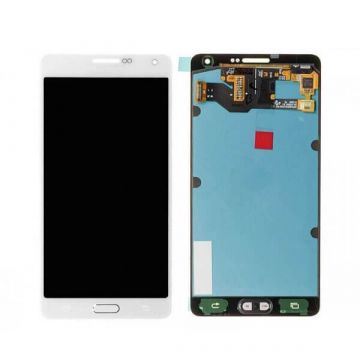 Original Complete screen Samsung A7 SM-A700 White