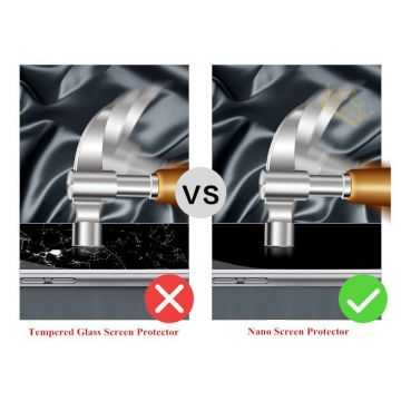 Protection Film Shockproof smoked Nano Pro + iPhone 6