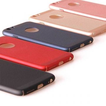 Cover micro perforated for iPhone 7 / iPhone 8