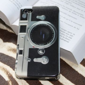 Cover Case Vintage Camera IPhone 4 4S