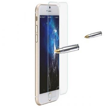 Tempered glass screenprotector iPhone X