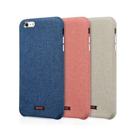 Fabric Hard Case for iPhone 7 and iPhone 8